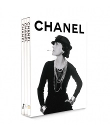 Chanel Books on Fashion, Jewelry and Perfume