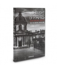 The Light Of Paris by Jean-Michel Berts