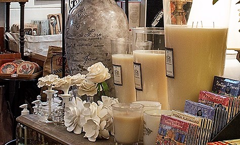 Beautiful and Frangrant Candles from Paris and beyond