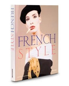 French Style Luxury Coffee Table Book by French publisher Assoline