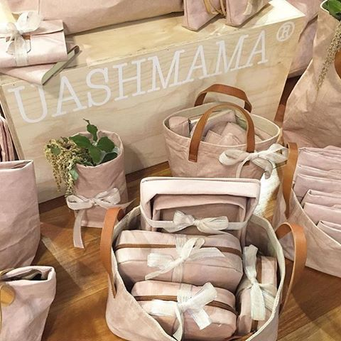 Uashmama Bags and Accessories
