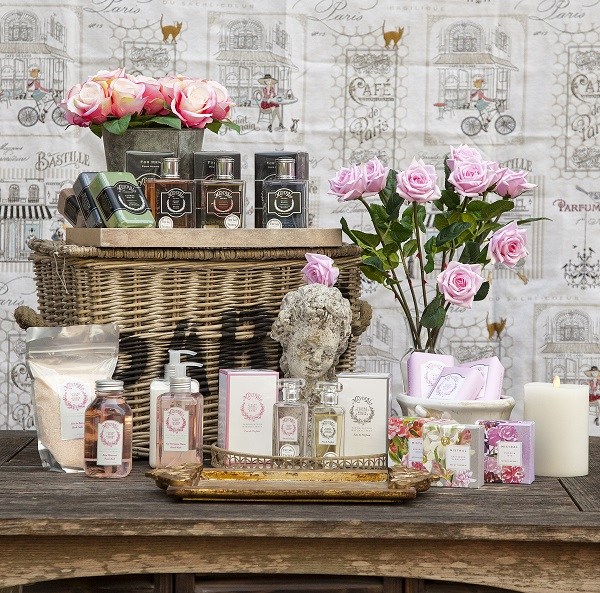 Bed and Bath products by Mistral