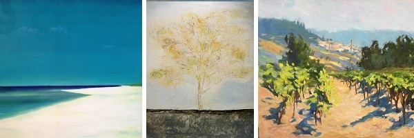 Beautiful Paintings by local and national artists